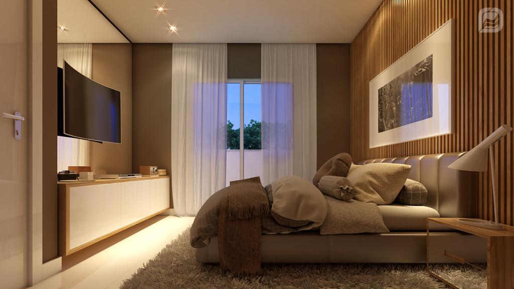 Interna - Dormitório